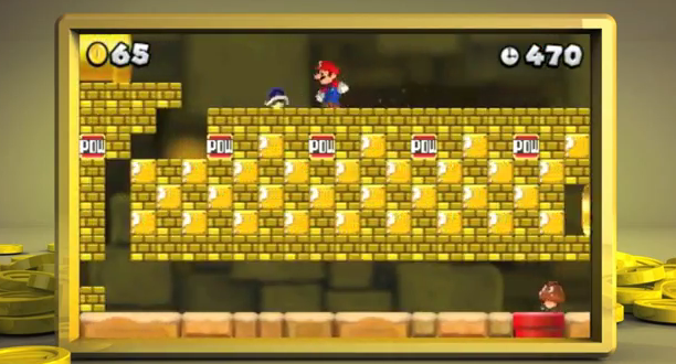 New Super Mario Bros. 2 E3 Trailer