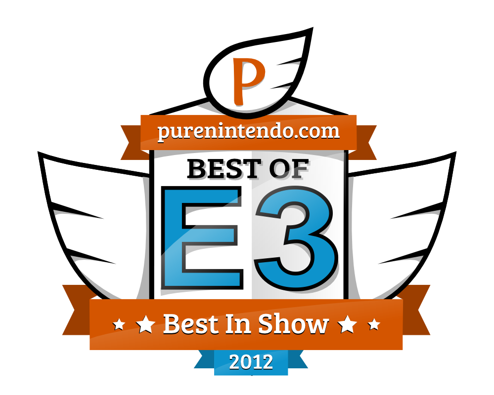 Pure Nintendo – Best of E3 2012 Awards