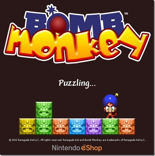 Pure Nintendo Review: Bomb Monkey