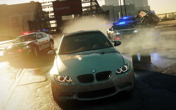 Electronic Arts' E3 2012 Lineup Revealed, New Need for Speed Most Wanted Official