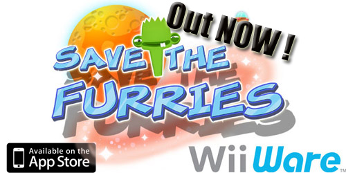 Save the Furries hitting WiiWare on June 21st