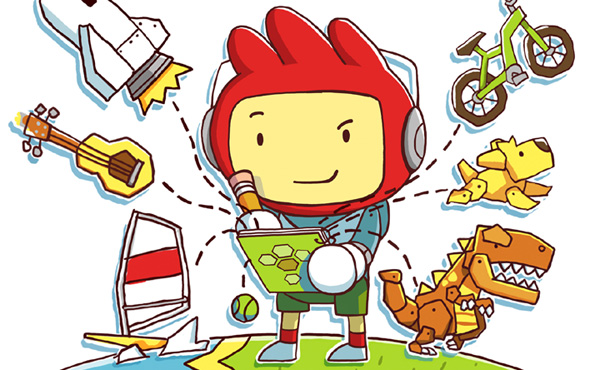New Scribblenauts: Unlimited trailer