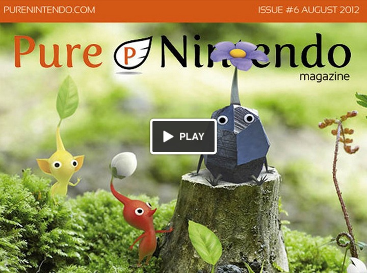 Pure Nintendo Magazine Kickstarter is a go!