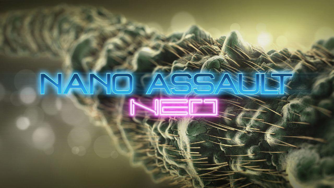 Nano Assault Neo Offscreen Gameplay Video