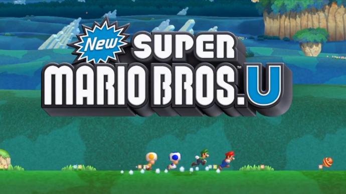 New Super Mario Bros U Single Player Gameplay Trailer