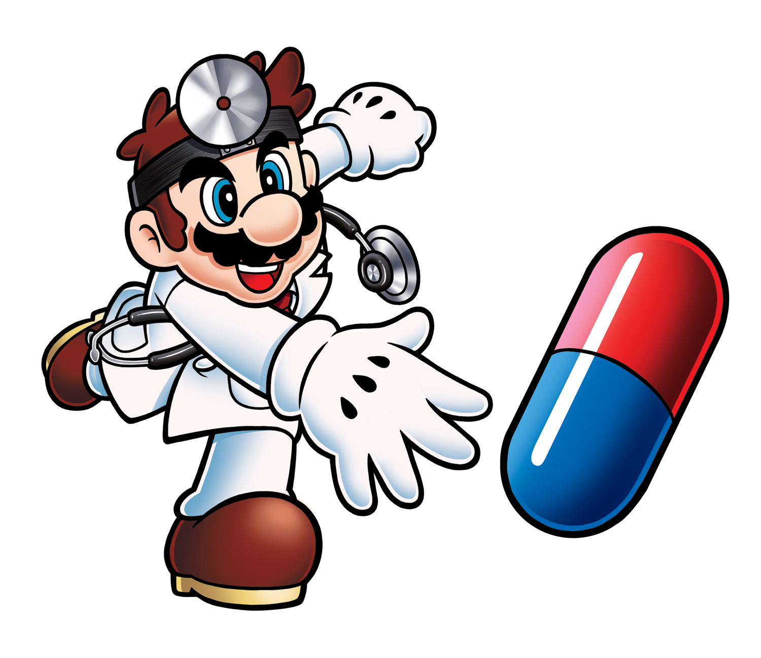 Dr. Mario Online Rx Available On Club Nintendo