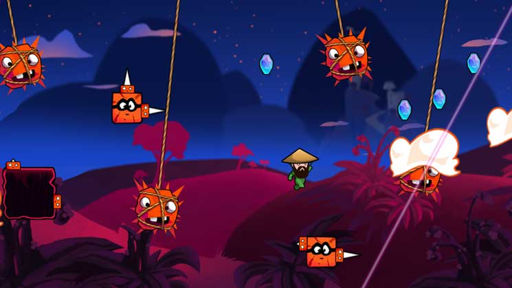 Cloudberry Kingdom Hands On Impressions
