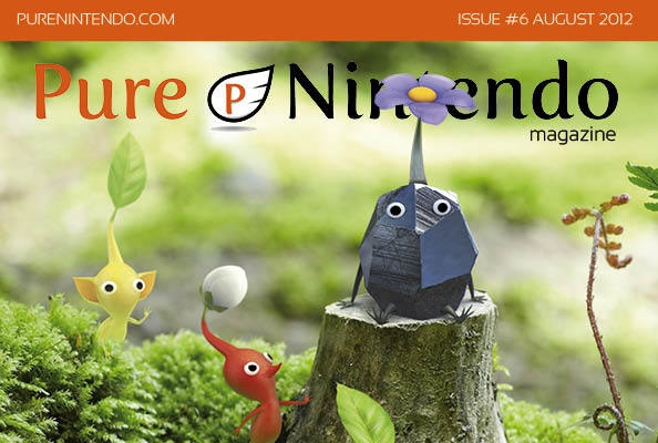 Our interview with Nintendo Fans Online UK about Pure Nintendo Magazine