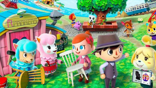 Animal Crossing: New Leaf – New TV Download Ad