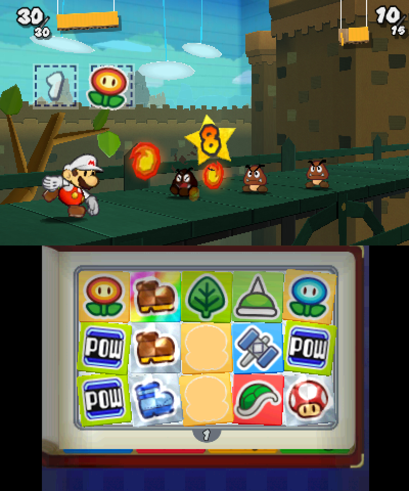 Prepare to be glued to your 3DS with Paper Mario: Sticker Star