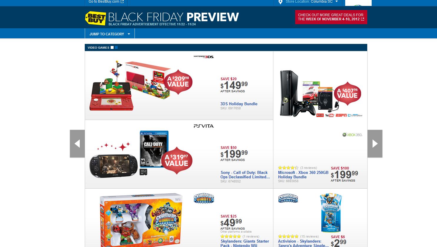 Black Friday: Best Buy announces deals