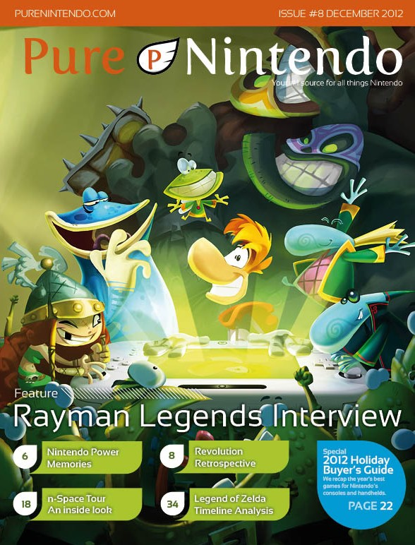 Pure Nintendo announces the release of PN Magazine issue 8