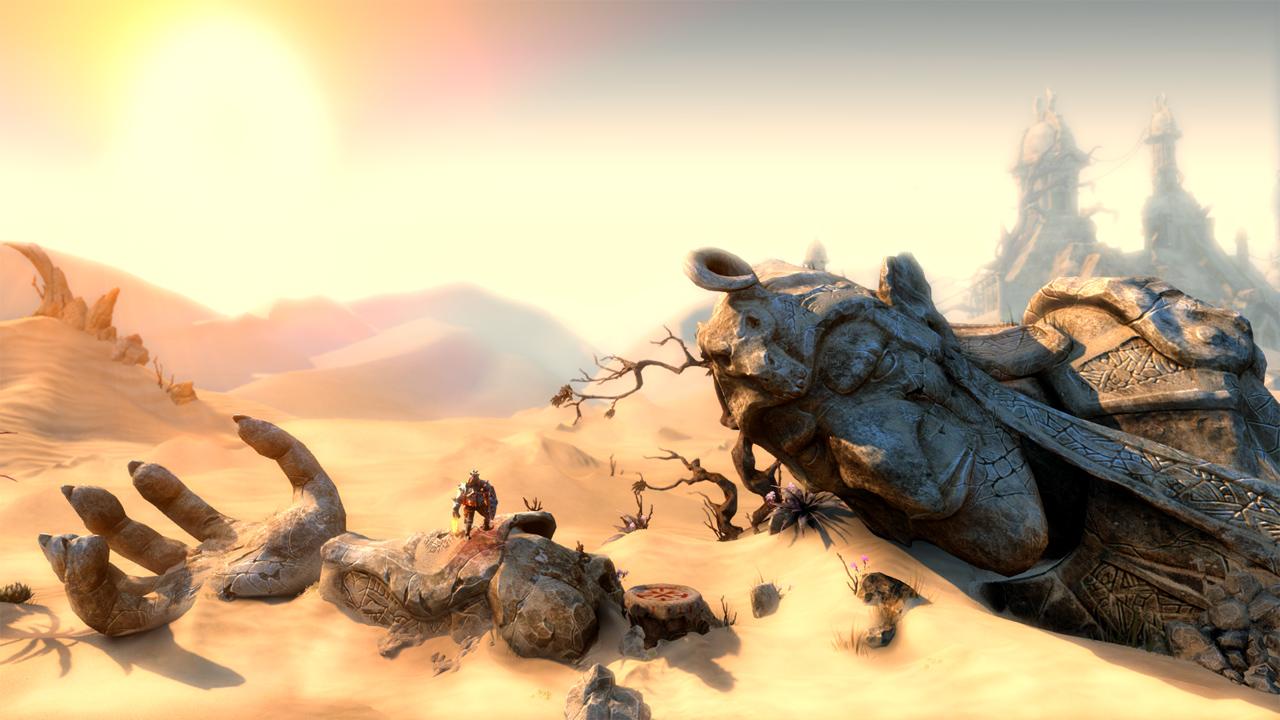 Trine 2: Director's Cut Desert