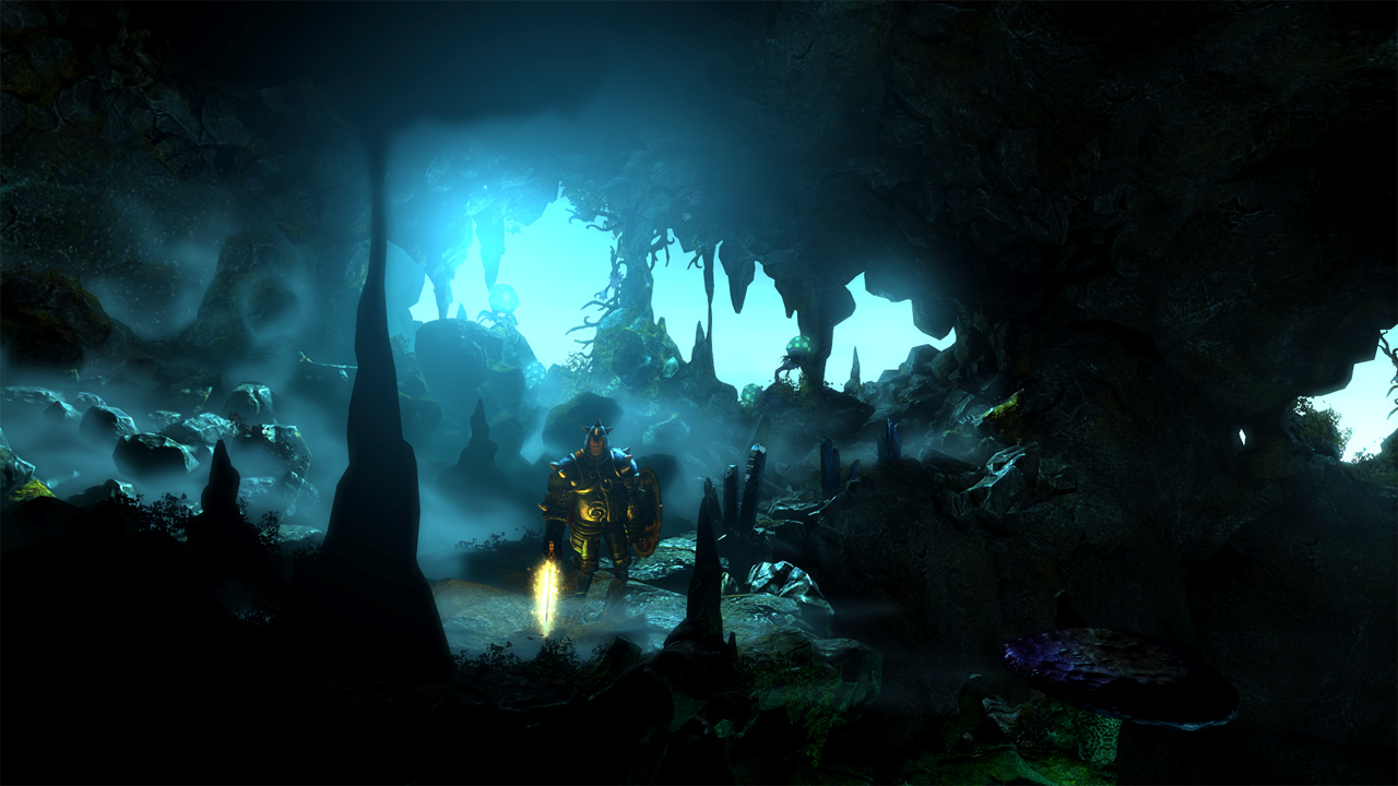 Trine 2: Director's Cut Mountains