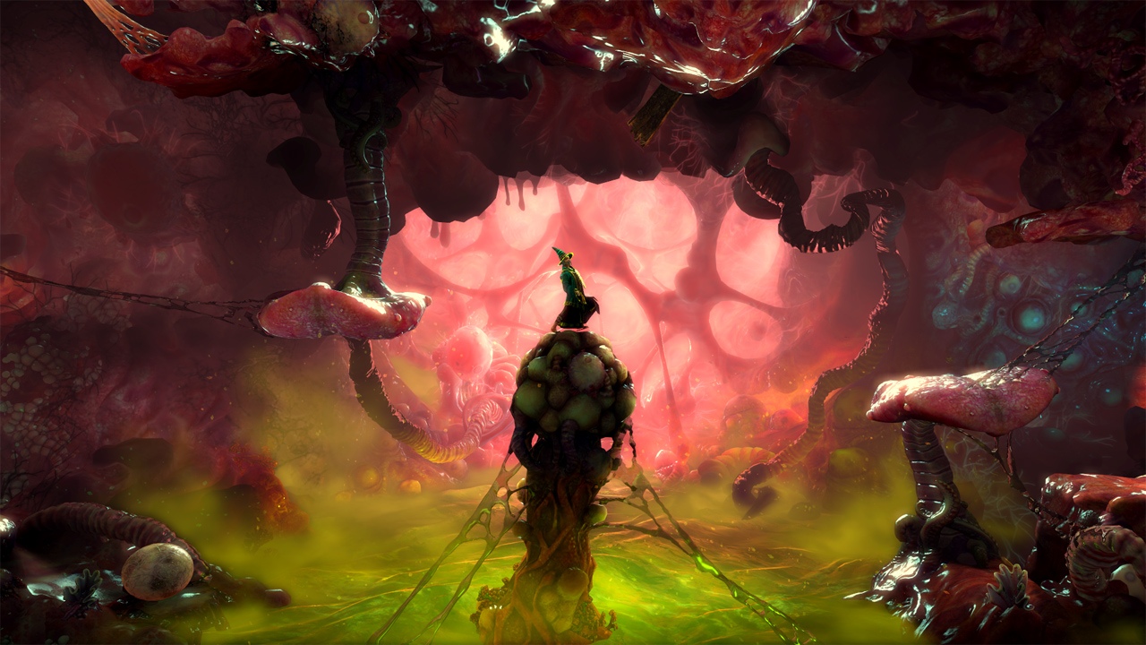 Trine 2: Director's Cut Sandworm