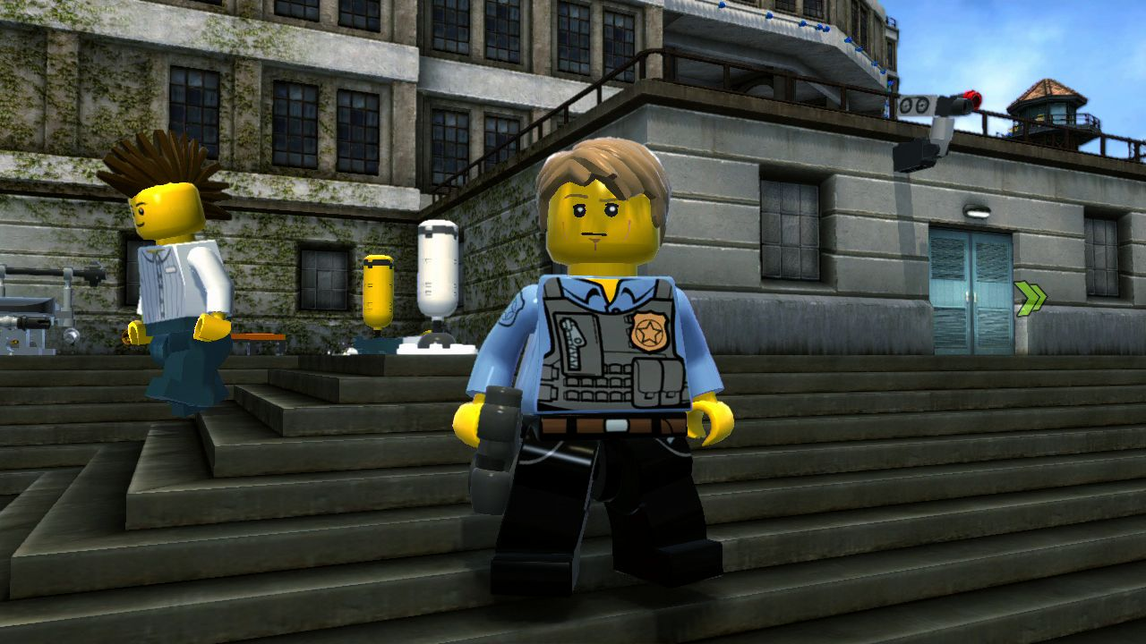 New Lego City Undercover: The Chase Begins 3DS Commercials