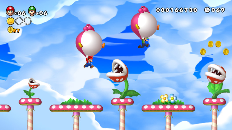PN Review: New Super Mario Bros. U