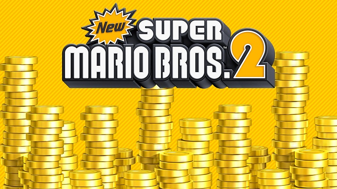 UK- Final two Coin Rush course packs now available for New Super Mario Bros. 2