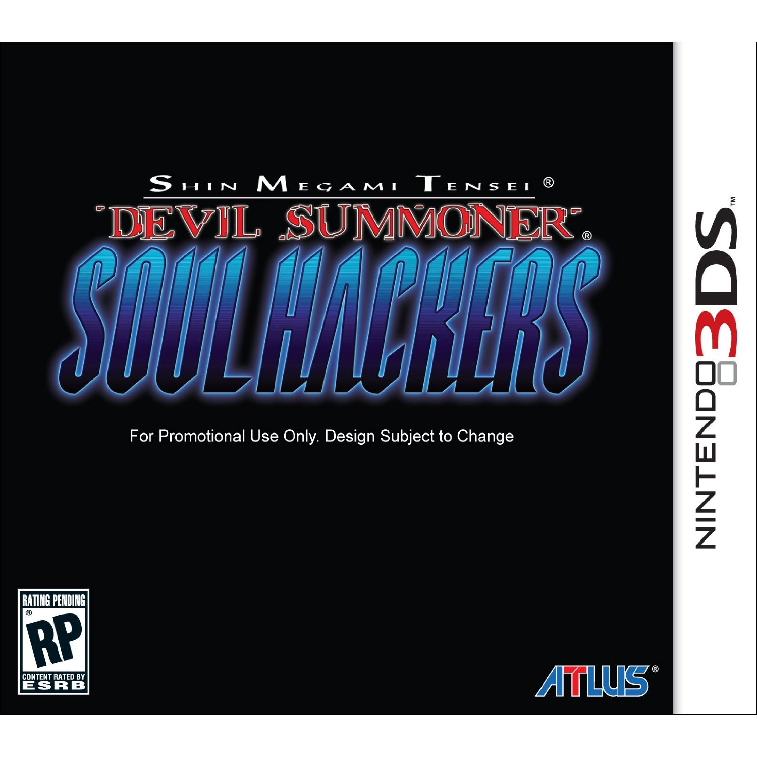 SMT: Devil Summoner: Soul Hackers Announced for North America on 3DS