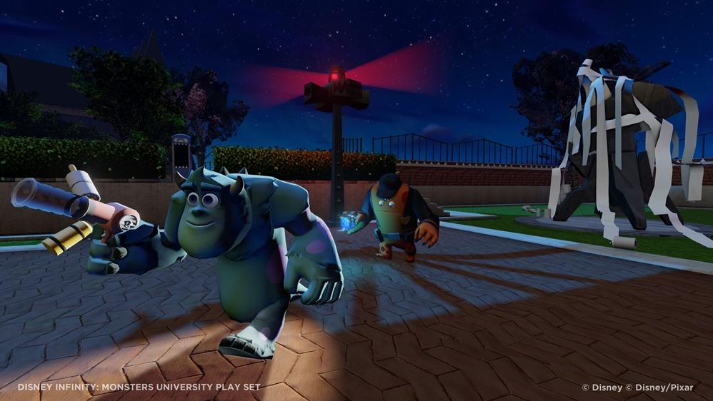 Disney Infinity Monsters Inc