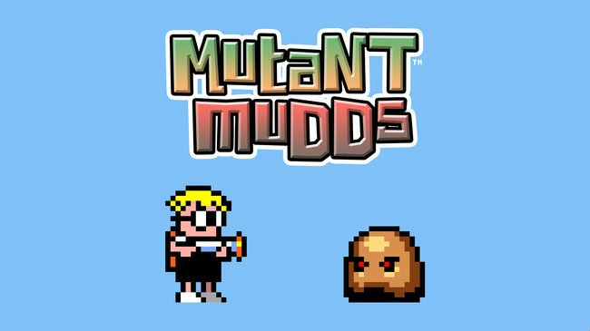 Mutant Mudds for 3DS to Receive Free DLC on July 3