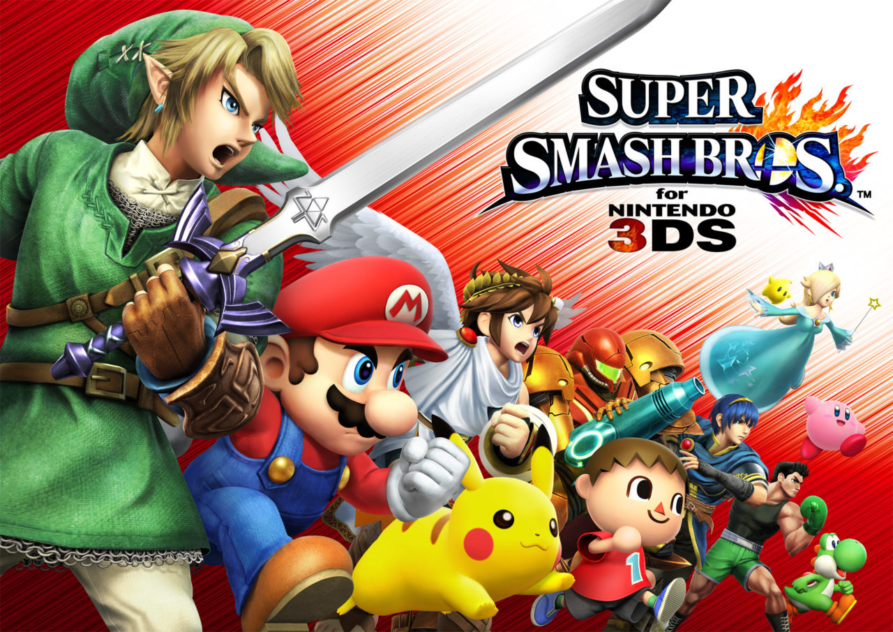 Japanese Sales Chart: Super Smash Bros. Still on Top (Week Ending September 28, 2014)