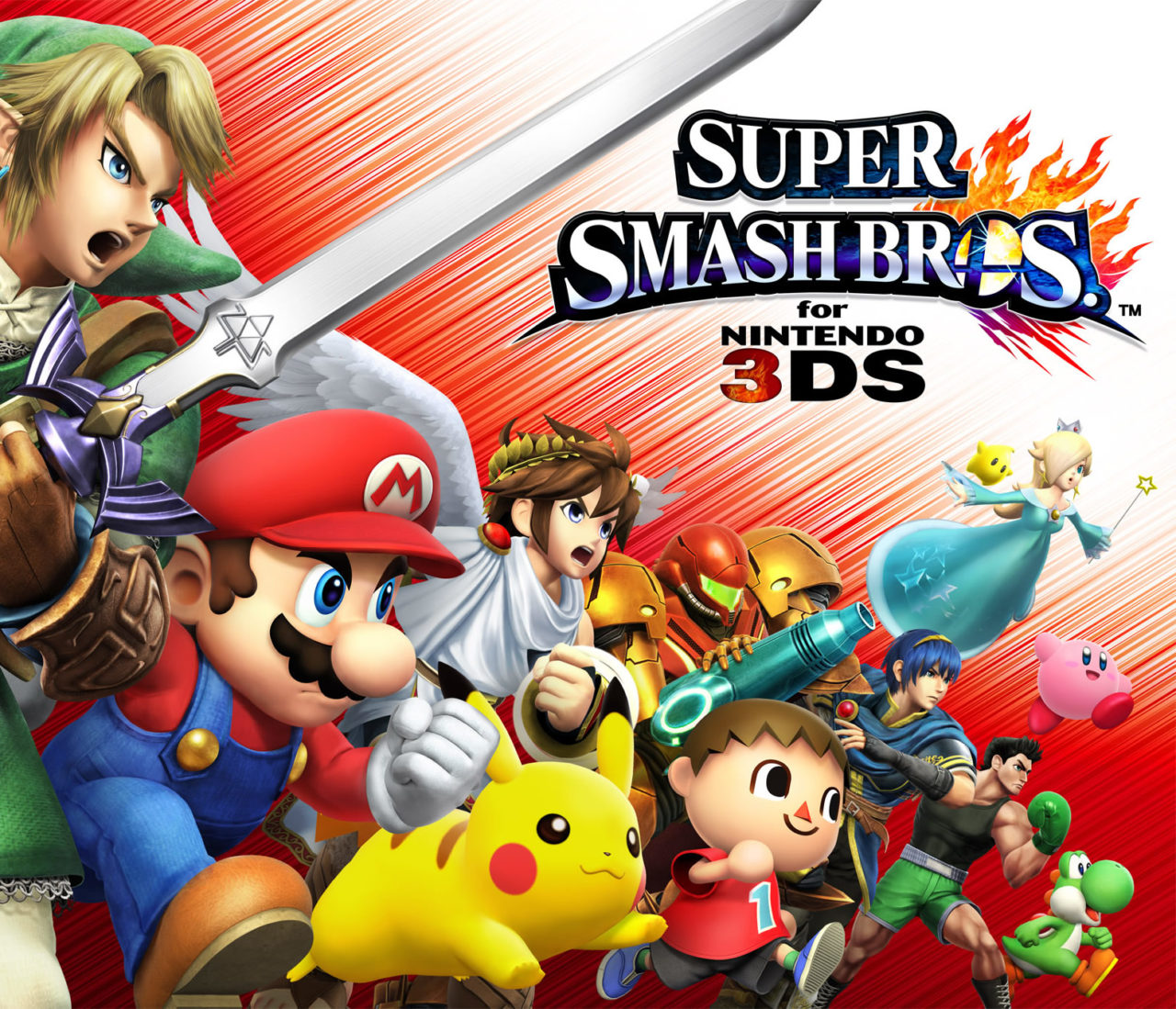 PR: Super Smash Bros. sells 705,000 in two days, 55 percent increase in hardware