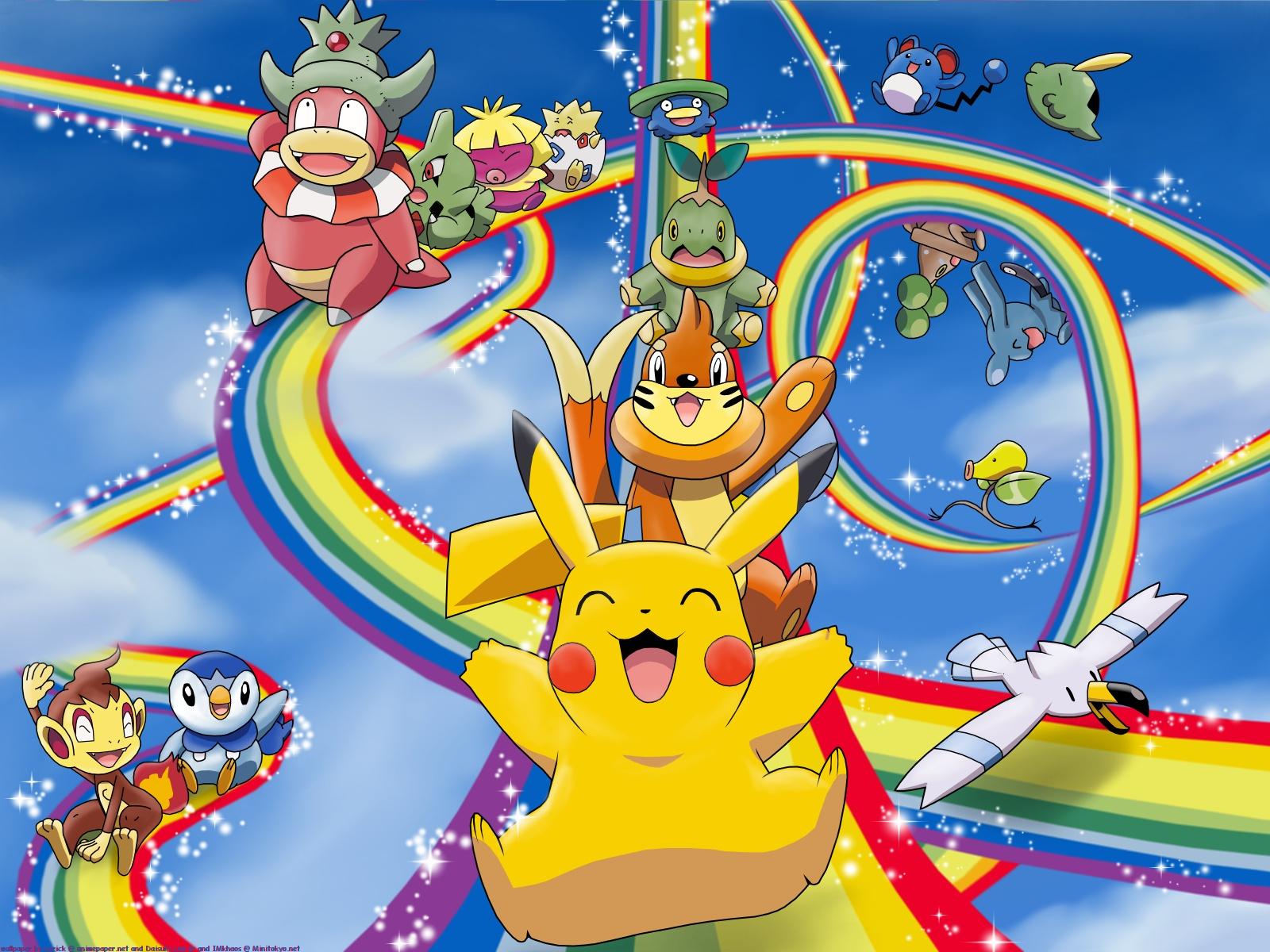 Rumor: Pokemon Rainbow to be announced