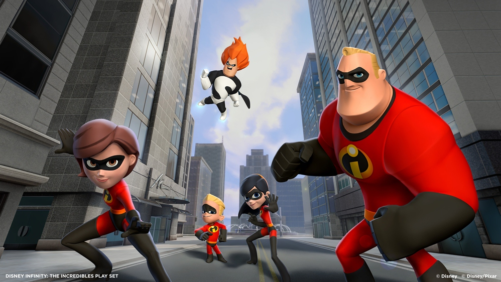 Disney Infinity The Incredibles