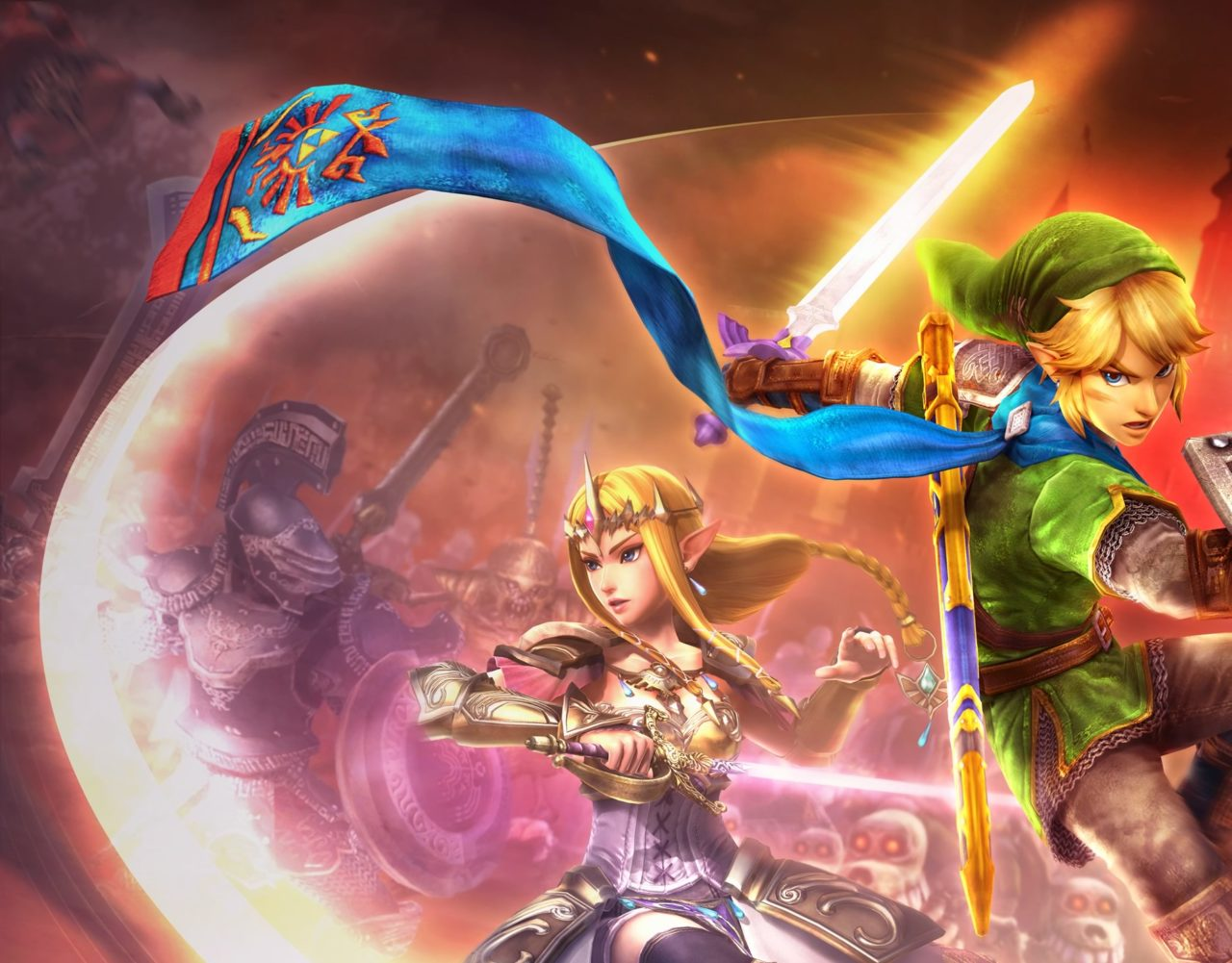 Video: New Footage of Hyrule Warriors US Version