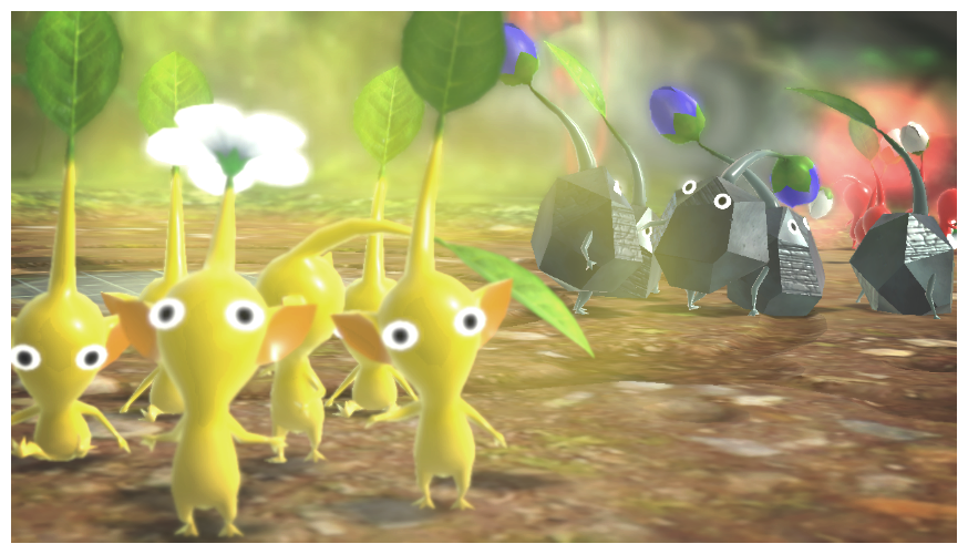 Miyamoto's Pikmin Short Film to Debut in October