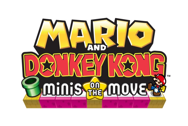 Mario vs Donkey Kong: Minis on the Move (3DS) Screens