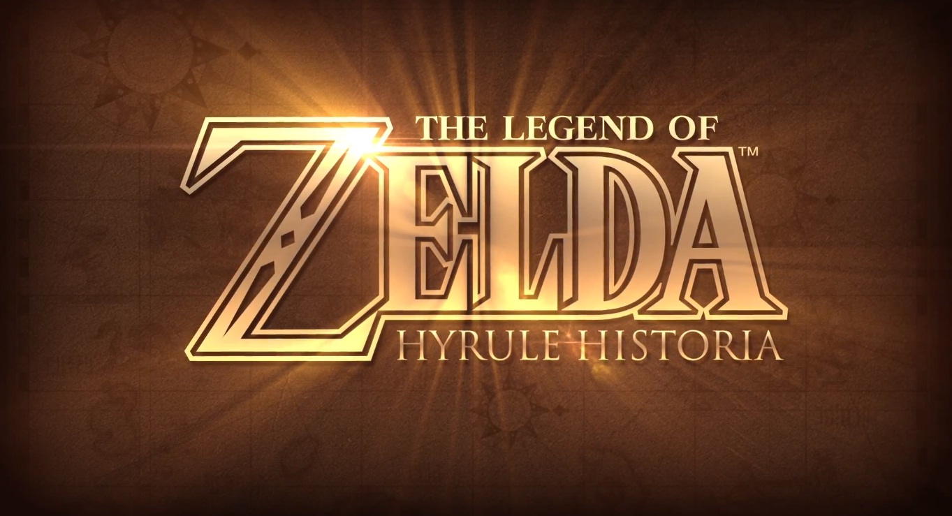 Hyrule Historia: Patrick Thorpe Interview