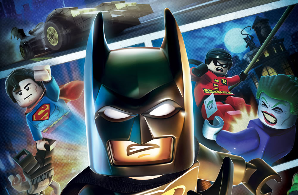 LEGO Batman 2: DC Super Heroes Coming to Wii U this Spring