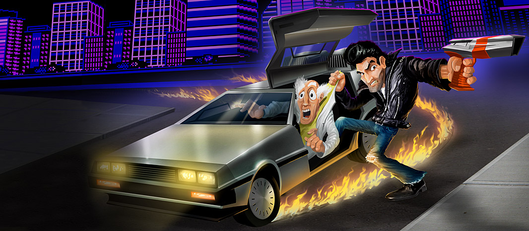 Retro City Rampage comes to WiiWare (Updated)