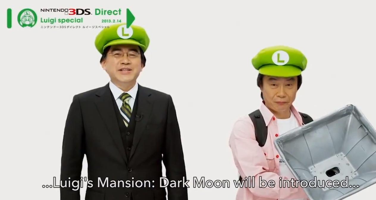 Luigi's Mansion: Dark Moon Interview with Mr. Miyamoto, Extended Cut