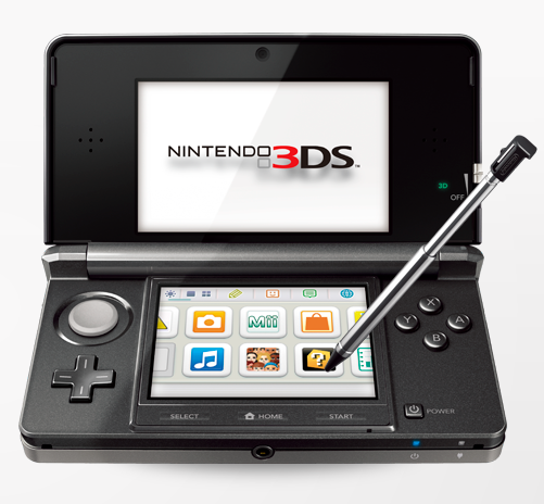 Nintendo in Lawsuit over 3D Technology
