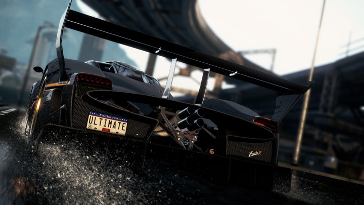 Wii U Hands-on: Need for Speed Most Wanted U