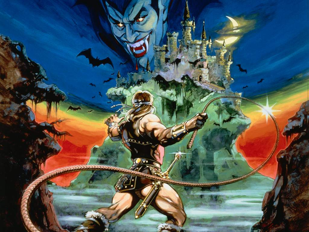 Castlevania heading to 3DS Virtual Console