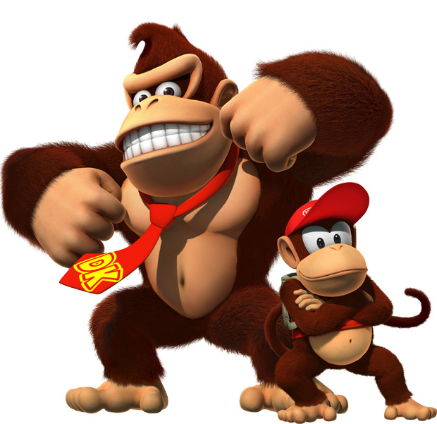 Nintendo and Donkey Kong Visit the L.A. Zoo During Memorial Day Weekend