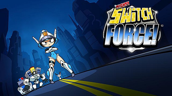 Mighty Switch Force 2 coming to 3DS eshop (video)