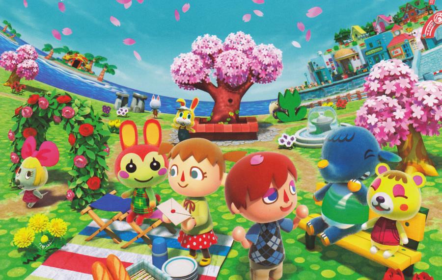 Animal Crossing: New Leaf – Main Street Shopping Tourism Trailer