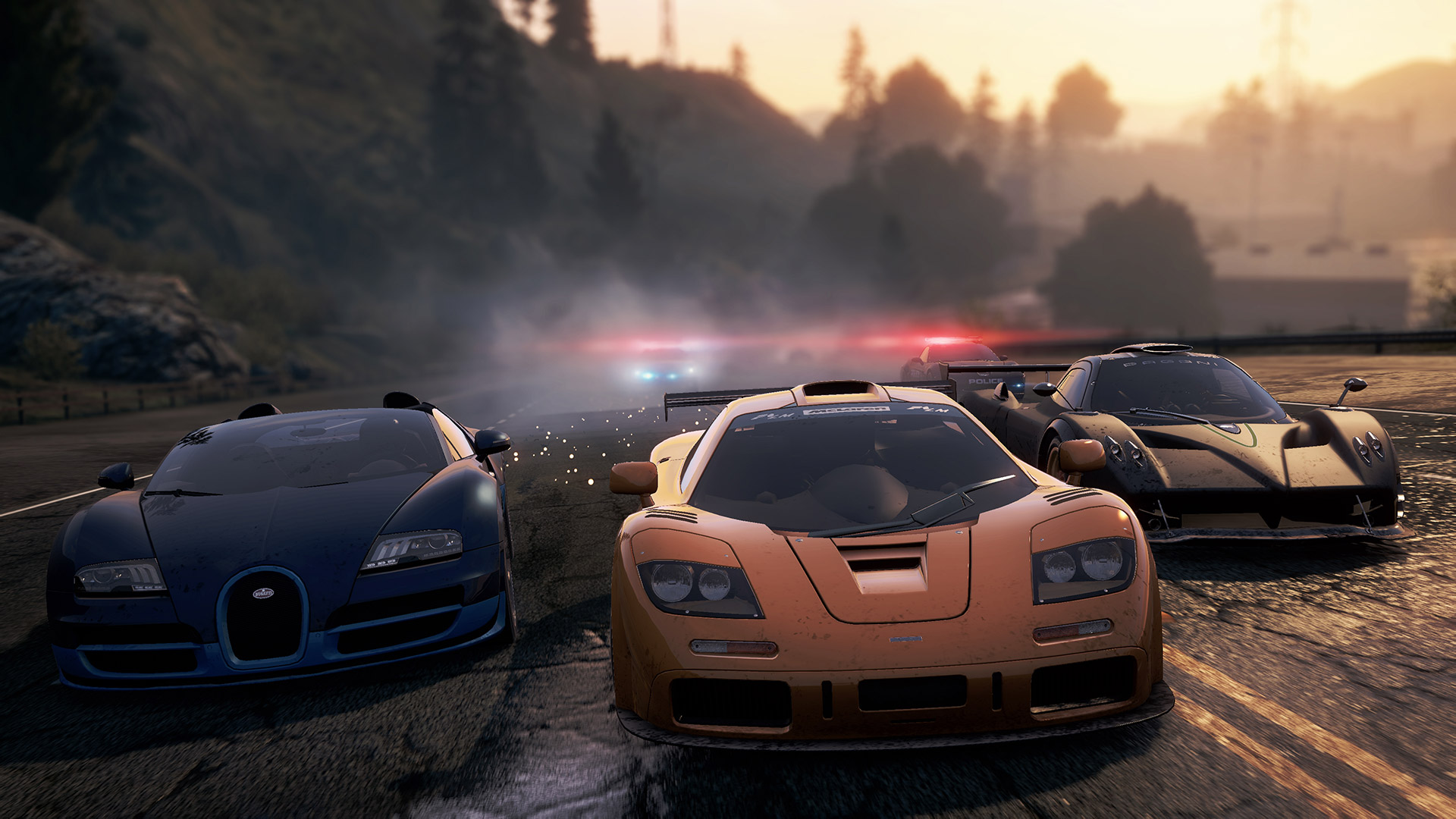 Need For Speed Most Wanted U Races Onto Wii U Today
