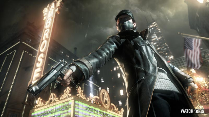 New Watch Dogs 'Out of Control' Trailer