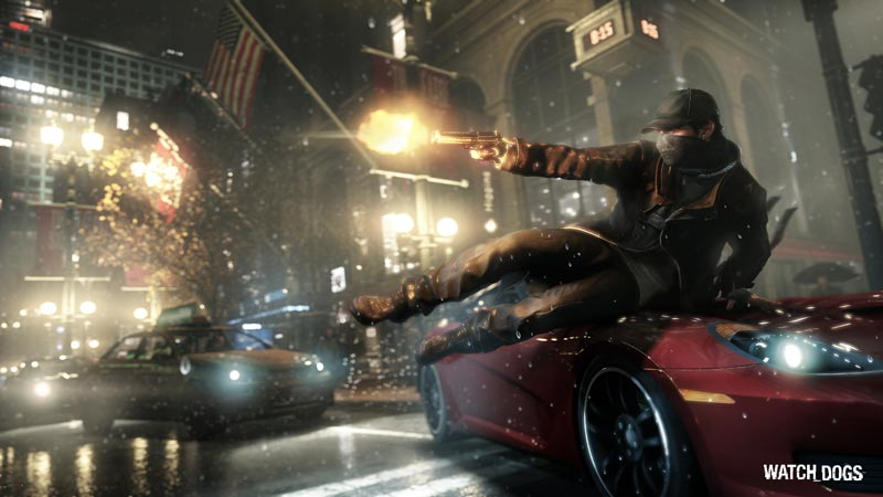 Ubisoft confirms Watch Dogs Wii U release for Fall 2014