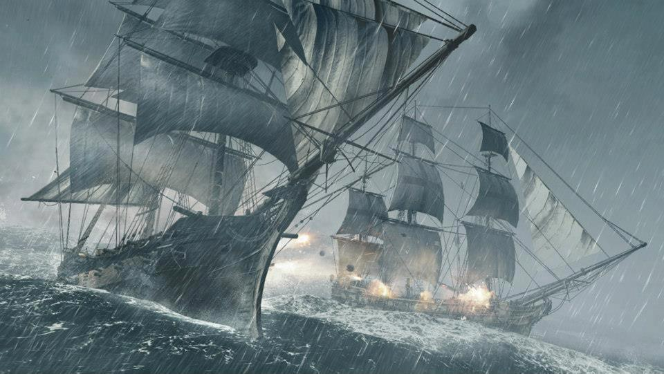 World Premiere Assassin's Creed 4: Black Flag Naval Trailer