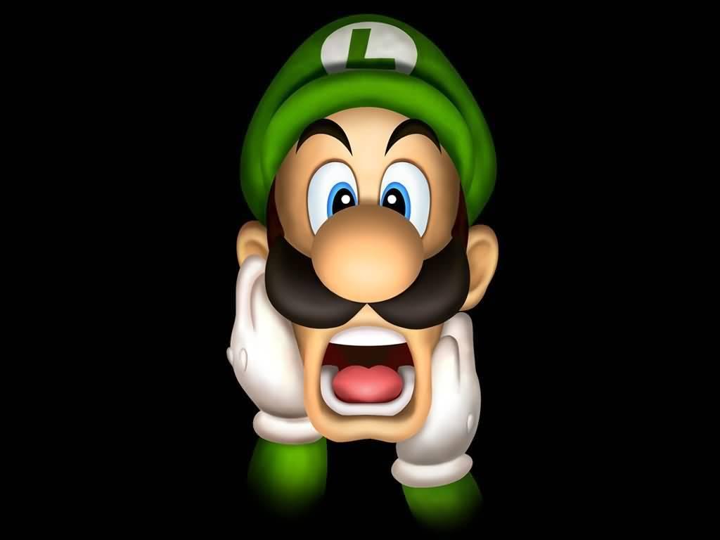 Luigi's Mansion: Dark Moon footage