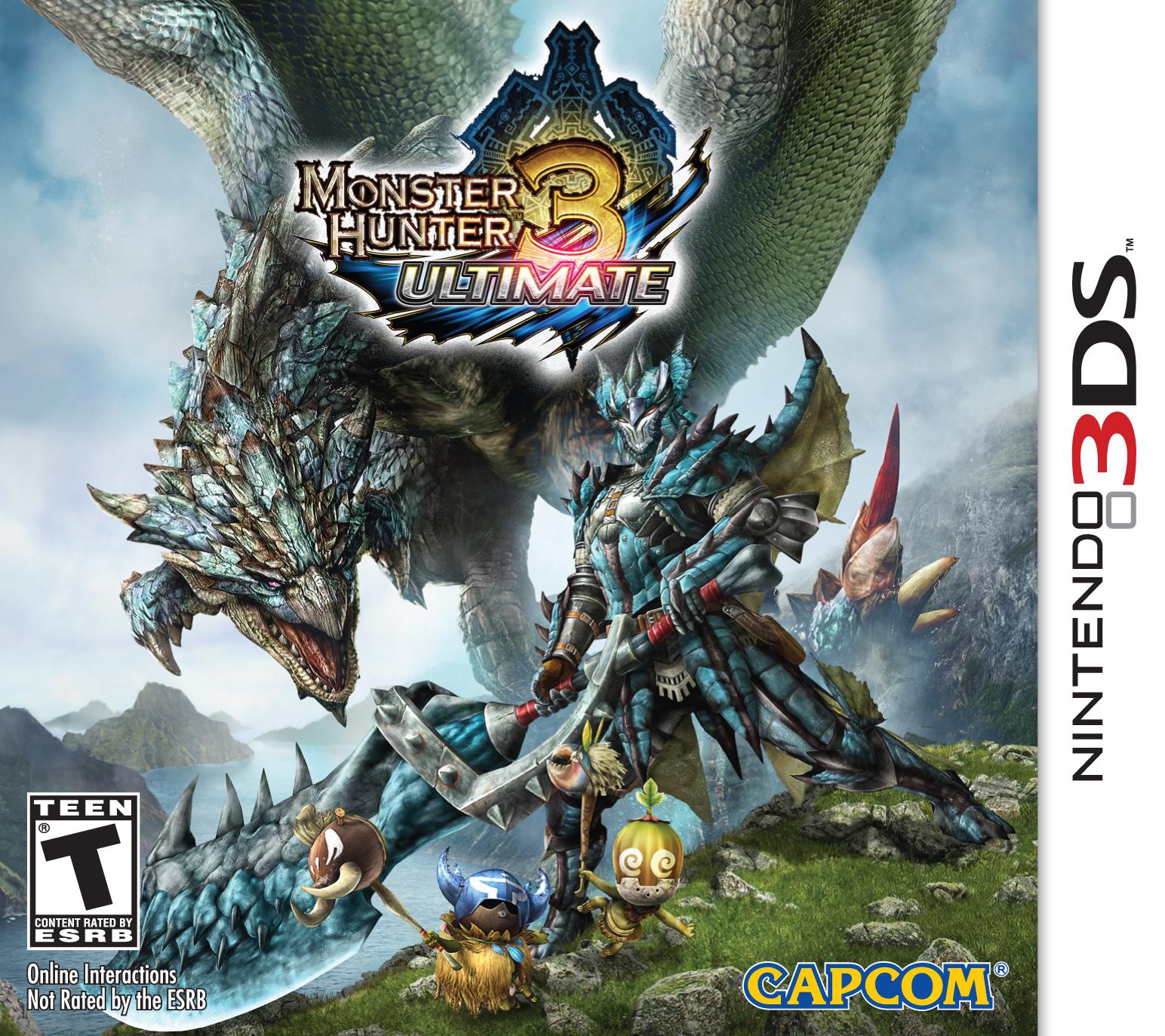 PN Review: Monster Hunter 3 Ultimate (3DS)
