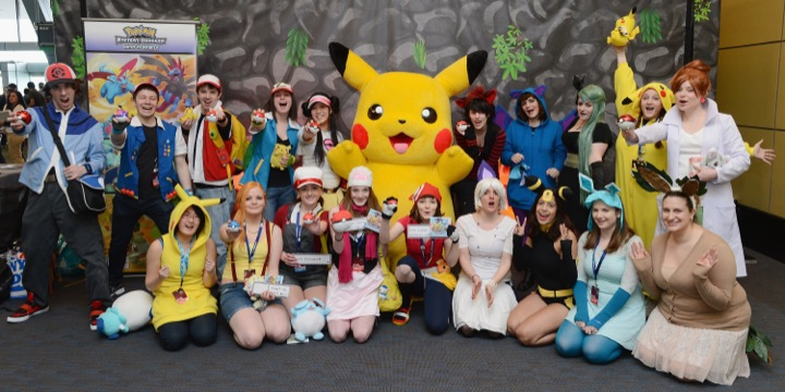 PAX East: Photos from Pokemon Mystery Dungeon: Gates to Infinity Gaming Lounge