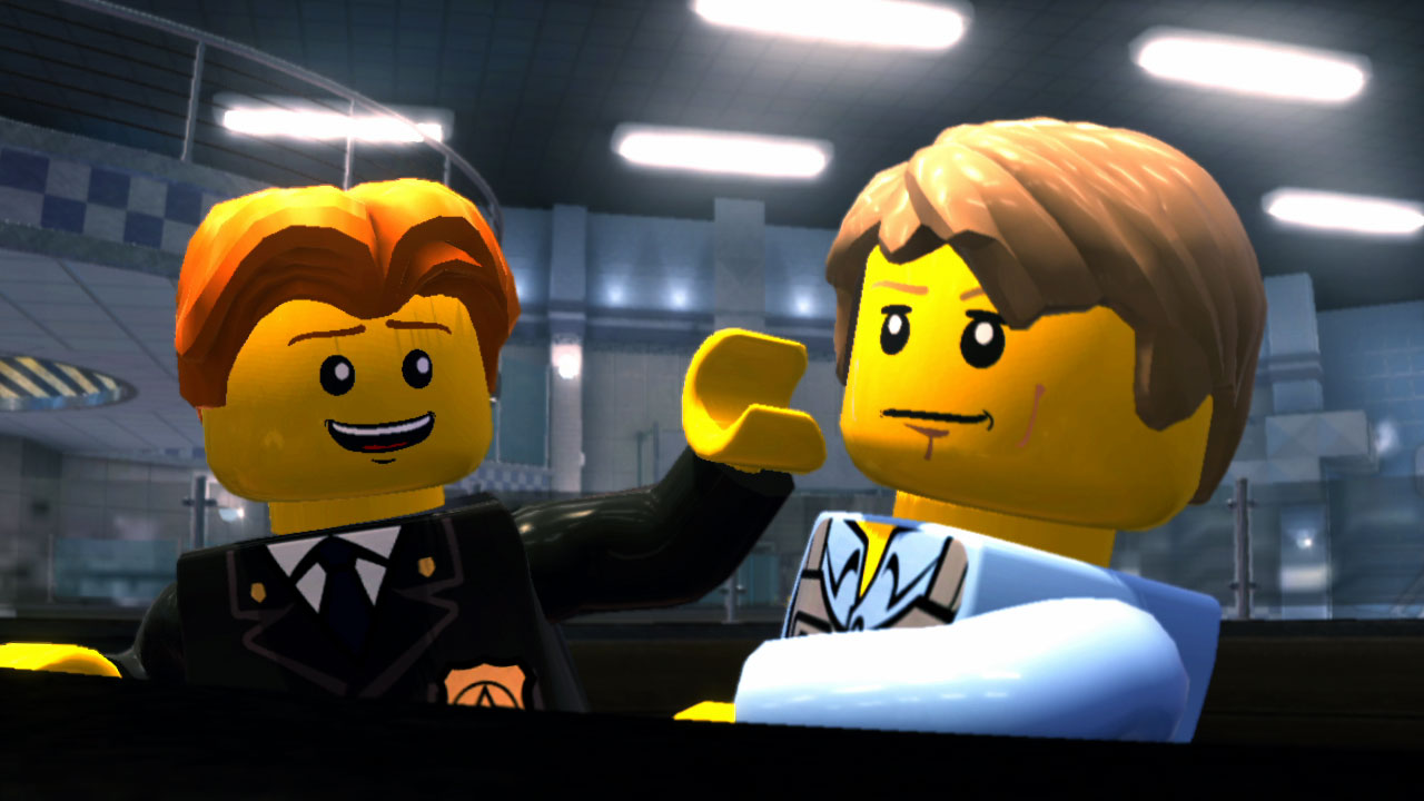 PN Review: LEGO City Undercover